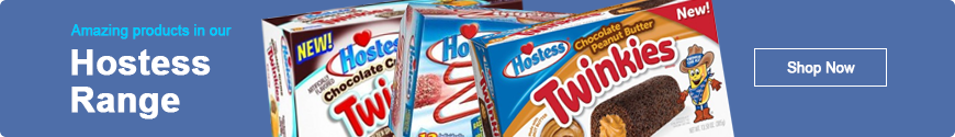 Hostess Range Banner